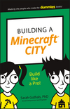 Building a Minecraft City: Build Like a Pro! (1119316413) cover image