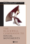 The Blackwell Companion to Social Movements (1405175613) cover image