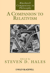A Companion to Relativism (1405190213) cover image