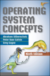 Operating System Concepts, 9th Edition (EHEP002013) cover image