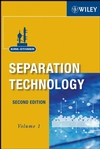 thumbnail image: Kirk-Othmer Separation Technology 2 Volume Set 2nd Edition