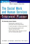 The Social Work and Human Services Treatment Planner (0471377414) cover image