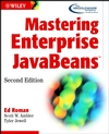 Mastering Enterprise JavaBeans, 2nd Edition (0471417114) cover image
