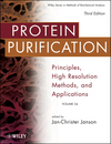 thumbnail image: Protein Purification Principles High Resolution Methods and Applications 3rd Edition
