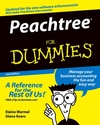 Peachtree For Dummies, 2nd Edition (0764577514) cover image
