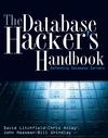 The Database Hacker's Handbook: Defending Database Servers (0764578014) cover image