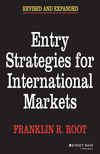 Entry Strategies for International Markets, Revised and Expanded (0787945714) cover image