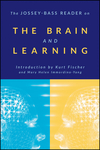 The Jossey-Bass Reader on the Brain and Learning (0787962414) cover image