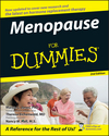 Menopause For Dummies, 2nd Edition (1118068114) cover image