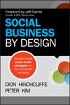 Social Business By Design: Transformative Social Media Strategies for the Connected Company (1118273214) cover image