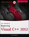 Ivor Horton's Beginning Visual C++ 2012 (1118439414) cover image
