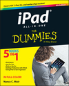 iPad All-in-One For Dummies, 6th Edition (1118728114) cover image