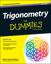 Trigonometry For Dummies, 2nd Edition (1118827414) cover image