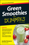 Green Smoothies For Dummies (1118871014) cover image