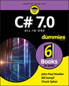 C# 7.0 All-in-One For Dummies (1119428114) cover image