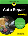 Auto Repair For Dummies, 2nd Edition (1119543614) cover image