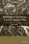 thumbnail image: Environmental Trace Analysis Techniques and Applications