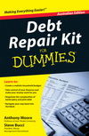 Debt Repair Kit For Dummies®, Australian Edition (1742169414) cover image