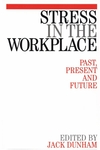 Stress in the Workplace: Past, Present and Future (1861561814) cover image