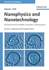 Nanophysics and Nanotechnology: An Introduction to Modern Concepts in Nanoscience, 2nd Edition (3527406514) cover image