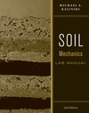 Soil Mechanics Lab Manual, 2nd Edition (EHEP001814) cover image