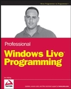 Professional Windows Live Programming (0470110015) cover image