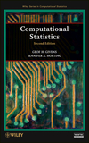 thumbnail image: Computational Statistics, 2nd Edition