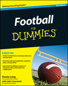 Football For Dummies, 4th US Edition (1118012615) cover image