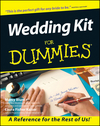 Wedding Kit For Dummies (1118069315) cover image