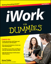 iWork For Dummies, 2nd Edition (1118234715) cover image