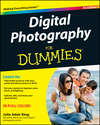 Digital Photography For Dummies, 7th Edition (1118236815) cover image