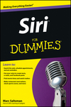 Siri For Dummies (1118508815) cover image