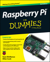 Raspberry Pi For Dummies, 2nd Edition (1118904915) cover image