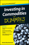 Investing in Commodities For Dummies (1119122015) cover image