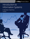 Introduction to Information Systems, 7th Edition (1119504015) cover image