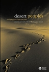 Desert Peoples: Archaeological Perspectives (1405100915) cover image