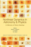 Nonlinear Dynamics in Astronomy and Physics: In Memory of Henry Kandrup, Volume 1045 (1573315915) cover image