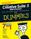 Adobe Creative Suite 3 Web Premium All-in-One Desk Reference For Dummies (0470225416) cover image