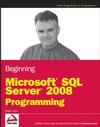 Beginning Microsoft SQL Server 2008 Programming (0470257016) cover image