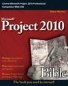 Project 2010 Bible (0470501316) cover image