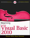 Beginning Visual Basic 2010 (0470636416) cover image