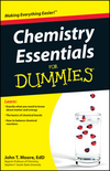 Chemistry Essentials For Dummies (0470644516) cover image