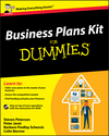 Business Plans Kit For Dummies, UK Edition (0470743816) cover image