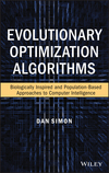 Evolutionary Optimization Algorithms (0470937416) cover image