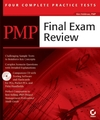 PMP Final Exam Review (0782151116) cover image
