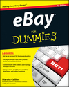 eBay For Dummies, 7th Edition (1118199316) cover image