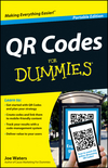 QR Codes For Dummies, Portable Edition (1118370716) cover image