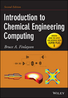 Introduction to Chemical Engineering Computing, 2nd Edition (Update) (1118888316) cover image