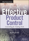 Effective Product Control: Controlling for Trading Desks (1118939816) cover image