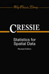 thumbnail image: Statistics for Spatial Data, Revised Edition